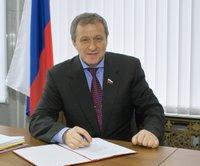 Сенатор Смирнов Ю.В.